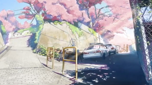 5-centimeters per second