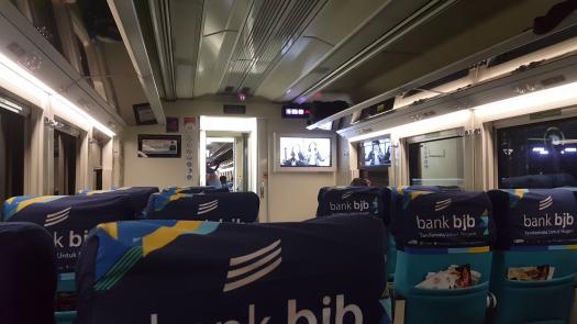 Jakarta - Bandung Train